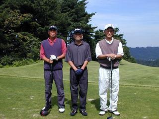 最年少組 魚高29回卒の3人組