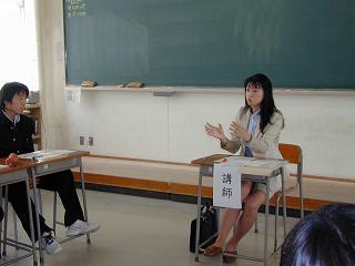 (教員)吉﨑 直美さん