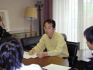 (医師)青山 庄さん
