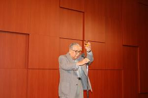 魚中代表岩井和夫さんによる乾杯の音頭